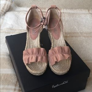 Like New Anthropologie Splendid Bedford Sandal